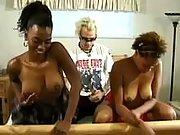 Ebony hotties in hardcore videos