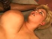 Fat matures enjoy blackie