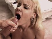 Hot maturte has fuck n gets facial