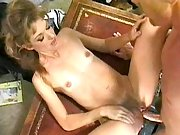 Mom with aged pussy longs for sex