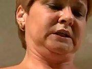 Plump granny jumps on doctors cock