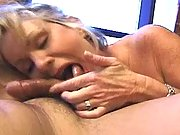 So fucking horny mature lady action