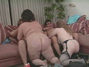 Portly mature vixens fucks in hotel
