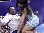 Ebony fro ten bucks