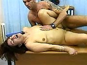 Mature secretary goes wild in the directors office