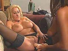Pretty busty lesbians with narrow pussies